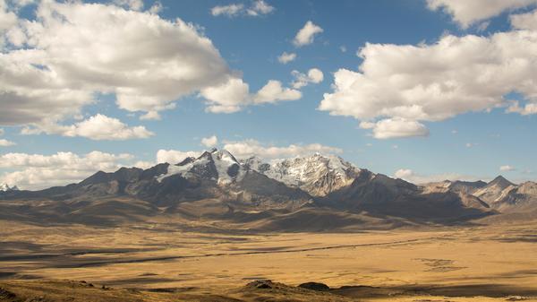 Über den Wolken - Leben in den Bergen