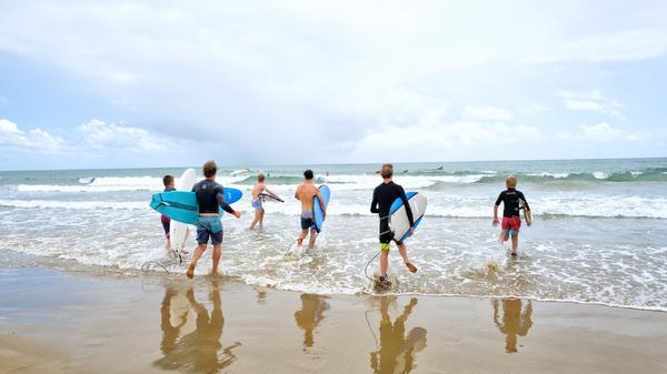 Surfing the Menu - Die 2. Generation