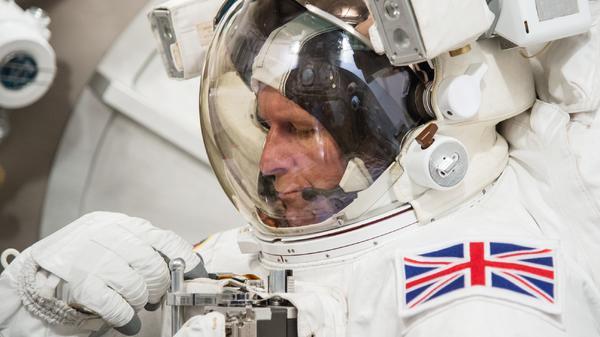 Tim Peake - Der Traum vom Weltall
