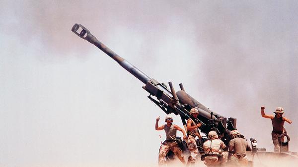 Hightech-Waffen - Kraft der Zerstörung
