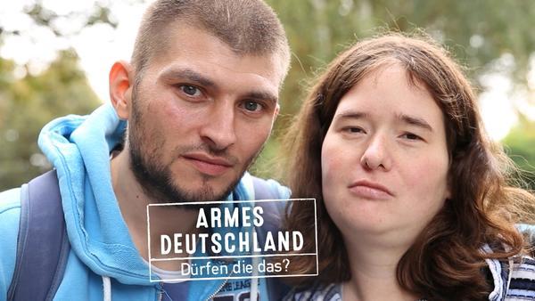 Armes Deutschland - Dürfen die das?