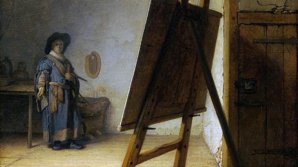 Rembrandts Selbstporträts