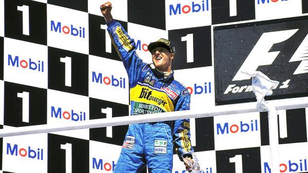 Die Michael-Schumacher-Story