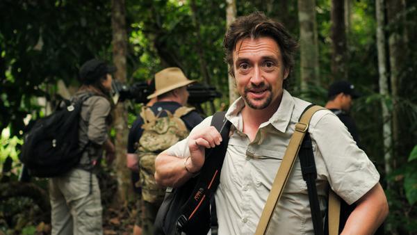Richard Hammonds Dschungel-Abenteuer