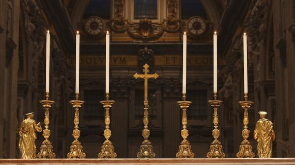 Der Papst - Die geteilte Kirche