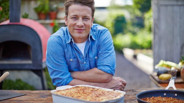 Jamies Wohlfühlküche - Essen das glücklich macht