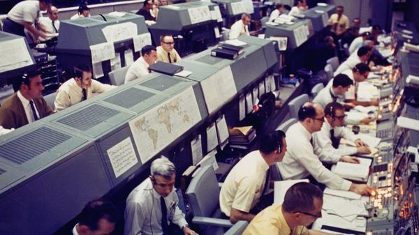 Mission Control - Helden aus der zweiten Reihe