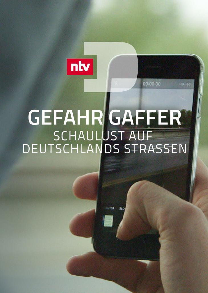 Gefahr Gaffer - Schaulust auf Deutschlands Straßen