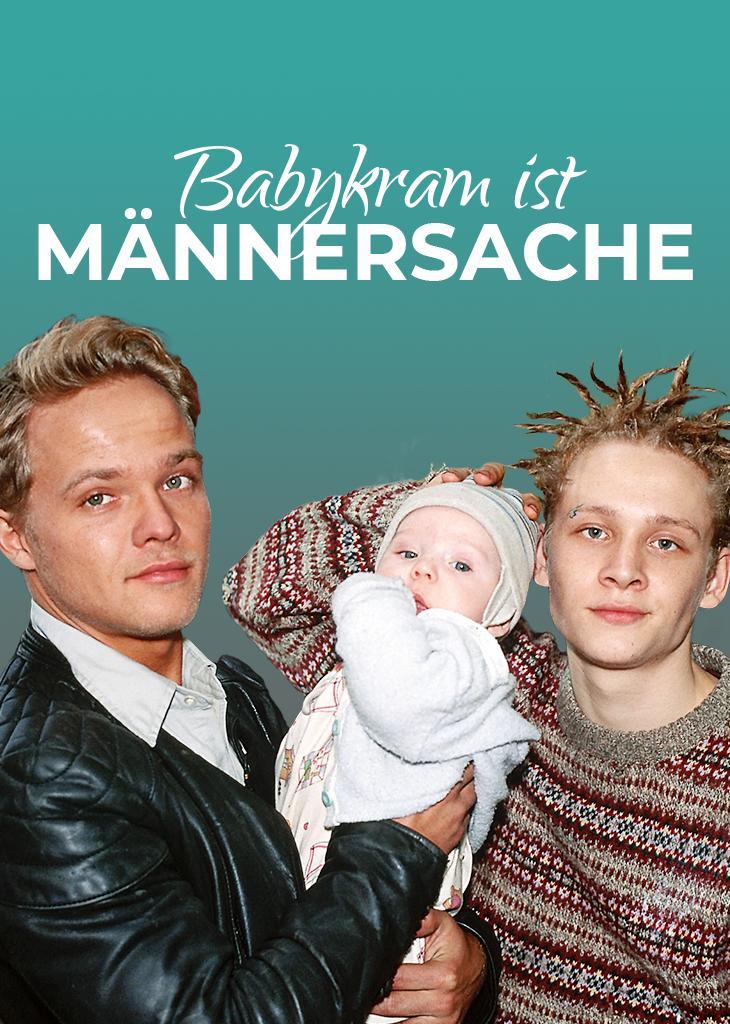 Babykram ist Männersache