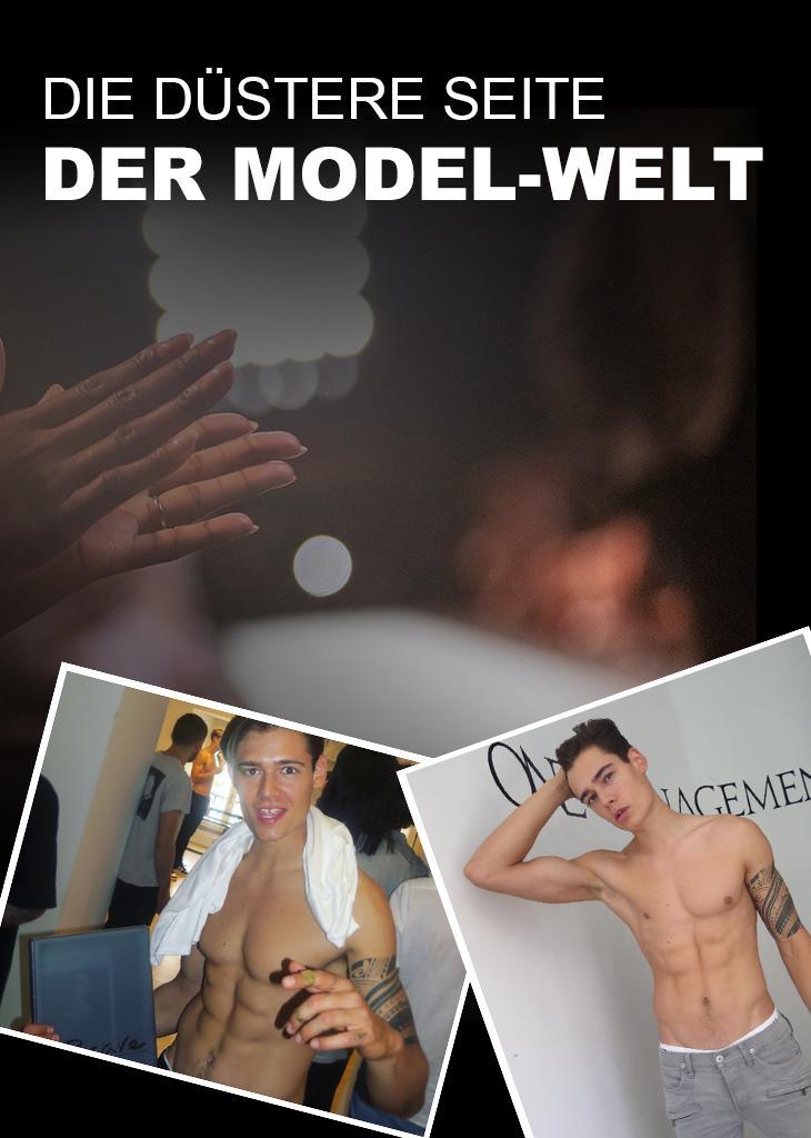 Die düstere Seite der Model-Welt