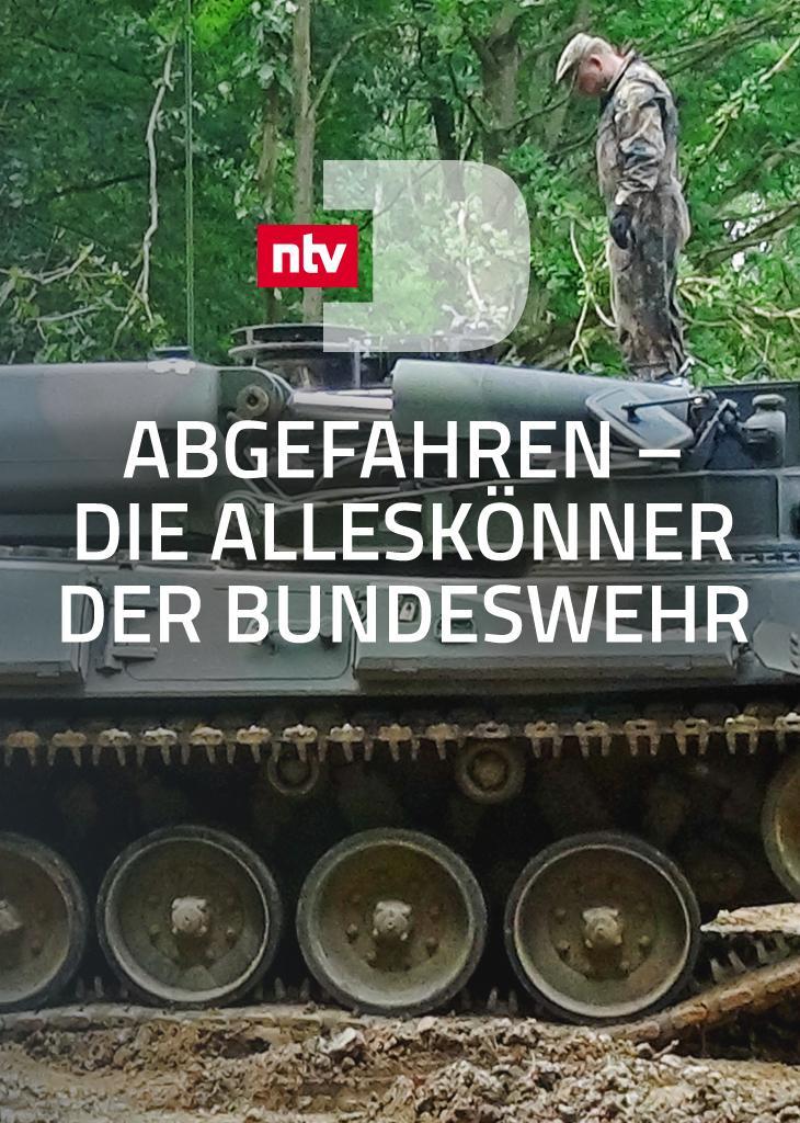 Abgefahren - Die Alleskönner der Bundeswehr