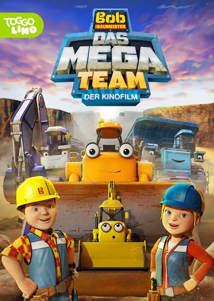 Bob der Baumeister: Das Mega Team - Der Kinofilm
