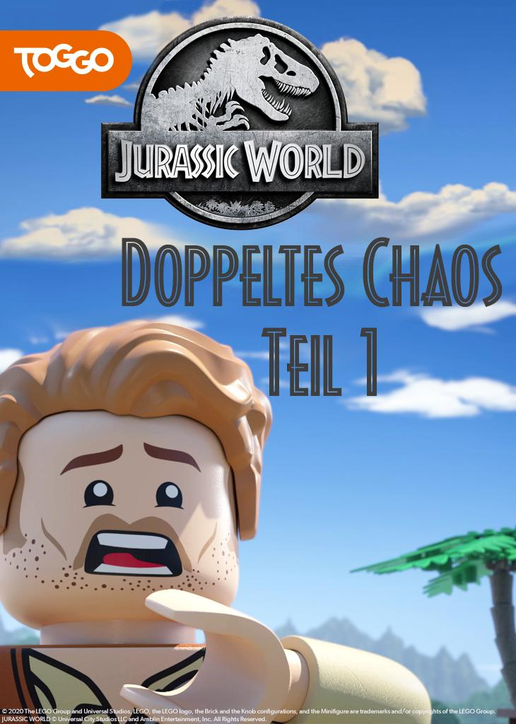 Jurassic World -  Doppeltes Chaos (1)