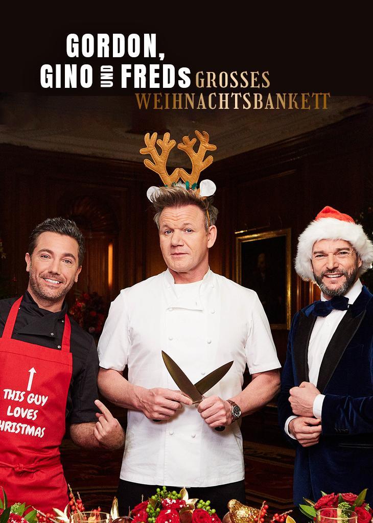 Gordon, Gino & Freds großes Weihnachtsbankett