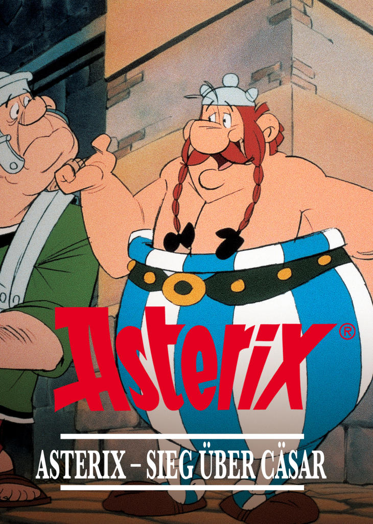 Asterix - Sieg über Cäsar im Online Stream | TVNOW
