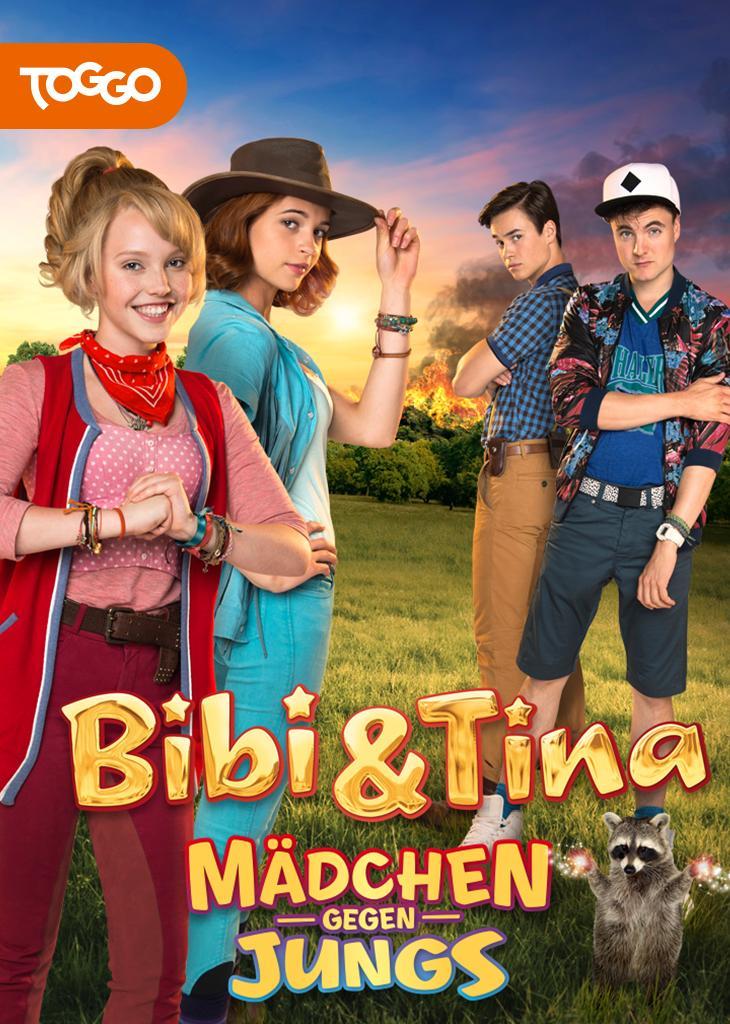 Bibi & Tina: Jungs gegen Mädchen