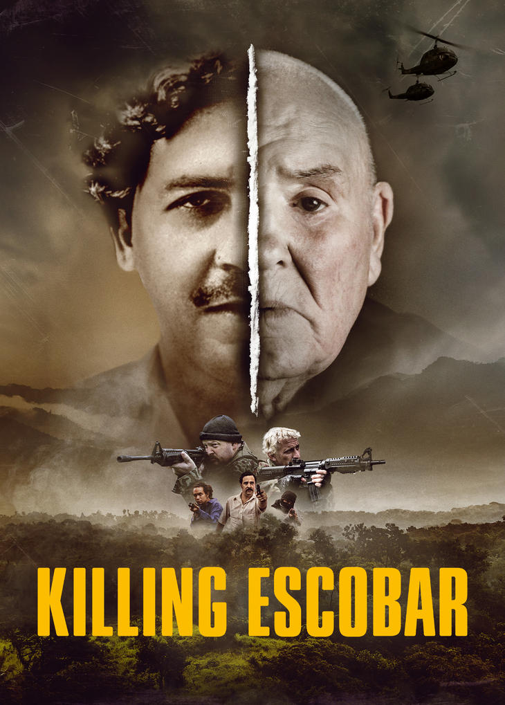 Killing Escobar - Mein Anschlag auf den Drogenbaron