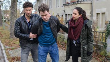Tatverdacht - Team Frankfurt Ermittelt - Wehrlos