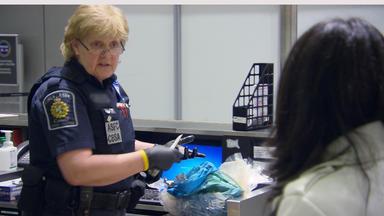 Border Patrol Canada - Einsatz An Der Grenze - Das Verschwundene Sturmgewehr