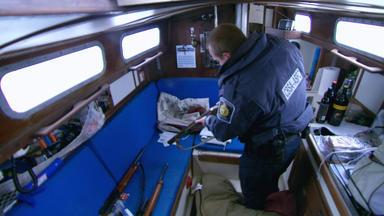 Border Patrol Canada - Einsatz An Der Grenze - Griechische Namensverwirrung