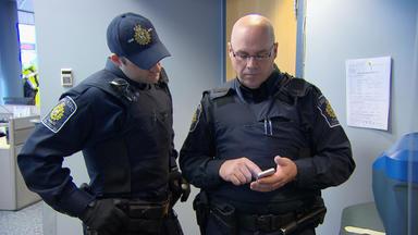 Border Patrol Canada - Einsatz An Der Grenze - Der Vorbestrafte Unternehmer