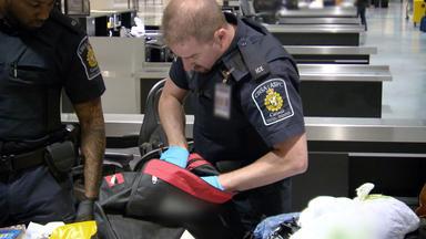 Border Patrol Canada - Einsatz An Der Grenze - Der Italienische Modeberater