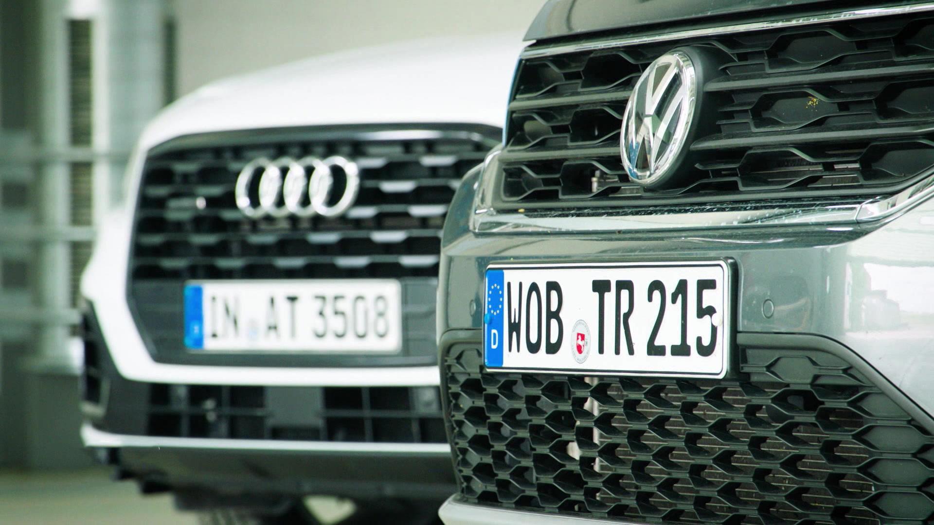 Thema u.a.: Vergleichstest: VW T-Roc vs. Opel Grandland X vs. Audi Q2  | Folge 31