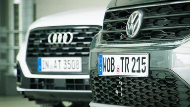 Auto Mobil - Thema U.a.: Vergleichstest: Vw T-roc Vs. Opel Grandland X Vs. Audi Q2