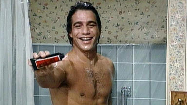 Wer Ist Hier Der Boss? - Ein Duschbad Für Ein Cabrio