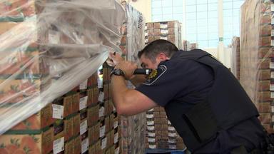 Border Patrol Canada - Einsatz An Der Grenze - Widerspenstiger Wagen