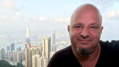 Detlef Muss Reisen - Detlef In Hongkong