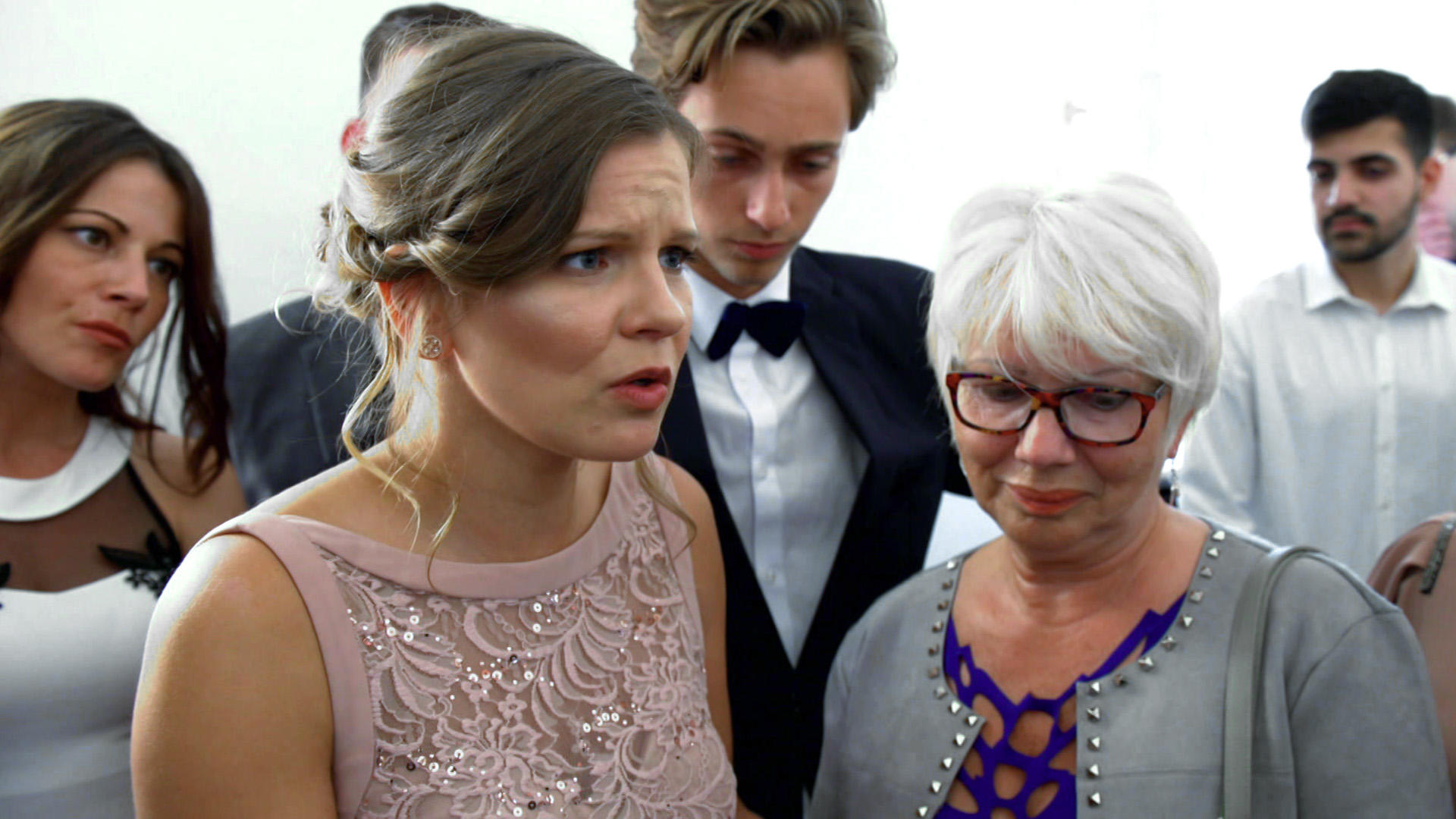 Bräutigam wird verdächtigt seine Verlobte gestalkt zu haben   Folge 3