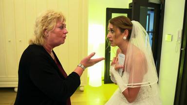 Meine Geschichte - Mein Leben - Brautmutter Traut Schwiegersohn Nicht über Den Weg