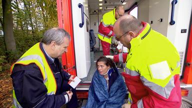 Verdachtsfälle - Junge Frau Erlebt Nach Unfall Böses Erwachen