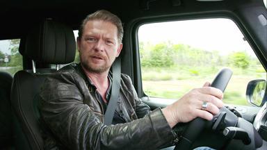 Grip - Das Motormagazin - Reportage - Diesel Verkaufen - Mercedes G-klasse - Neu Vs. Alt