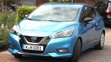 Auto Mobil - Thema U.a.: Fahrbericht Dauertest Nissan Micra Mit Alex Und Lance