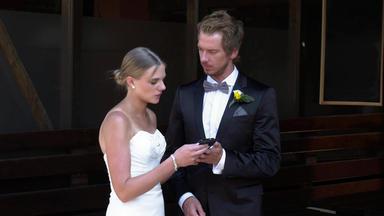Meine Geschichte - Mein Leben - Braut Befürchtet, Dass Hochzeit Nach Feueralarm Ins Wasser Fällt