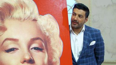 Die Superhändler - 4 Räume, 1 Deal - Monroe-portrait \/ Bowle-set \/ Porzellan-konvolut
