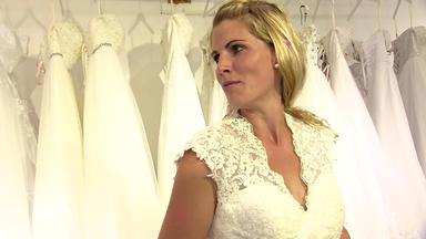 Zwischen Tüll Und Tränen - Hochzeitskleid Auf Den Letzten Drücker