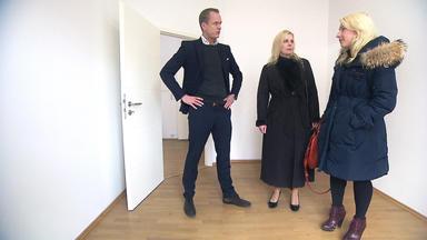 Mieten Kaufen Wohnen - Störenfried Sabotiert Wohnungsbesichtigung
