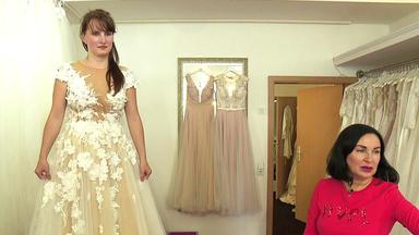 Zwischen Tüll Und Tränen - Braut Susan Sucht Ein Figurbetontes Kleid