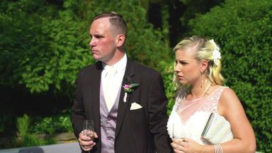 Meine Geschichte - Mein Leben - Fremde Hochzeitsgäste Mischen Hochzeitsfeier Auf