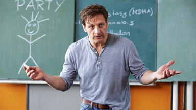 Der Lehrer - Sie Mieser... Schuft