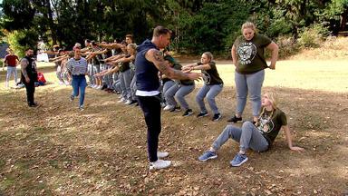Krass Schule - Die Jungen Lehrer - Die Bootcamp-hölle