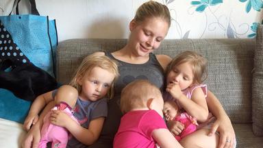 Teenie-mütter - Wenn Kinder Kinder Kriegen - Natalie Und Ashley