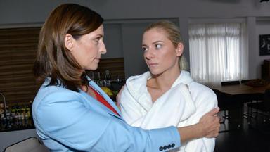 Gzsz - Sophie Lässt Es Sich Nicht Verbieten, Oskar Zu Treffen