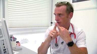 Der Nächste, Bitte! - Kinderarzt Dr. Michael Horn Macht Sich Sorgen Um Schülerin Anne