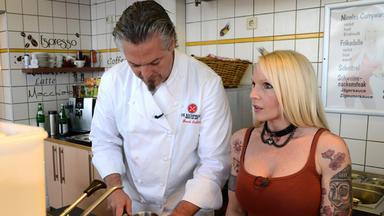 Die Kochprofis - Einsatz Am Herd - Nicoles Pommesladen In Koblenz