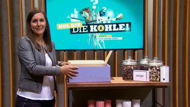 Hol Dir Die Kohle! - 5.000 Euro Für Deine Idee - Ausgefallener Tee \/ Jukebag \/ Bee Safe \/ Kindheitskiste
