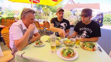 Die Kochprofis - Einsatz Am Herd - Berghof In Forchtenberg